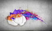 Yaratıcı düşünme — Stok fotoğraf
