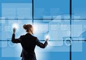 Tecnologías innovadoras — Foto de Stock