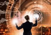 Innovative technologies — Foto Stock