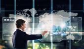 Technology innovations — Foto Stock