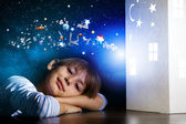 Night dreaming — Stock Photo