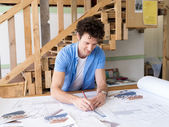 I can design any of your dreams — Stock Photo