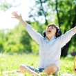 Sounds of nature — Stock Photo #70579407