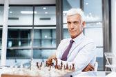 Thinking the next move — Foto de Stock