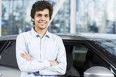 Buying car — Stock Photo