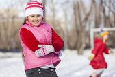 Actividad de invierno — Foto de Stock