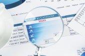 Analizy finansowe — Zdjęcie stockowe