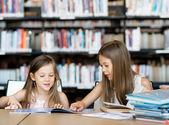 We love reading — Stock Photo