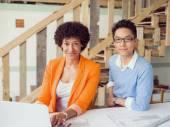 Creative team at work — Stock Photo