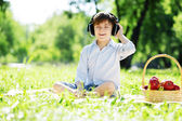 Sounds of nature — Stock Photo