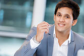 Success and professionalism in person — Stock Photo