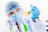 In the name of science — Stock Photo