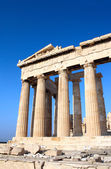Parthenon on the Acropolis, Athens, Greece — Stock Photo