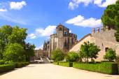Convent of Christ in Tomar, Portugal — Stock Photo