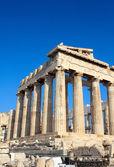 Parthenon on the Acropolis, Athens, Greece — Stock Photo