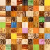 Fondo transparente con patrones de madera — Foto de Stock