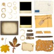 Collection elements for scrapbooking — Stock Photo #62777557