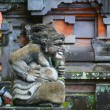 Traditional Balinese sculpture in Ubud — Stock Photo #52365111