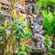 Traditional Balinese sculpture in Ubud, Bali — Stock Photo #58225713