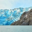 Blue icebergs at Grey Glacier in Torres del Paine — Stock Photo #58643233