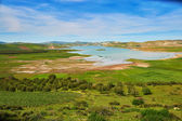 Beautiful landscape in Atlas Mountains — Stock Photo