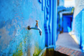 Beautiful blue medina of Chefchaouen, Morocco — Stock Photo