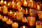 Kaarsen kerk — Stockfoto