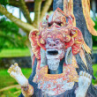 Traditional Balinese sculpture — Stock Photo #77225573