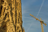 Cathédrale cagrada familia. — Photo
