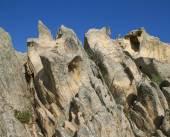 Bear cliff in Italy. — ストック写真