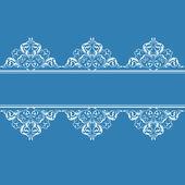 Ornamental pattern for invitations — Stock Vector