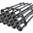 Metal pipes. — Stock Photo #54319155