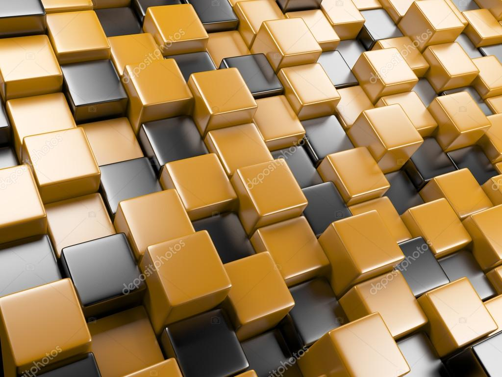 construction blocks abstract