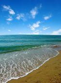 Mar no céu — Fotografia Stock