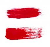 Malování štětcem textura — Stock fotografie