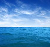 sea water  — Stock Photo