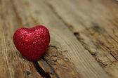 Coeur rouge — Photo