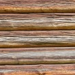 Wood background of wall old rural house — Stock Photo #56270581