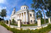 Temple of the Resurrection in the village of Selco-Karelian, Tve — Photo