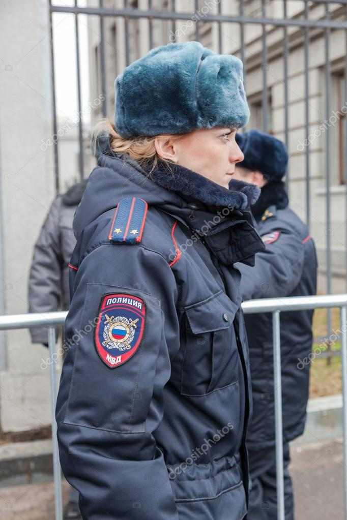 Police Officer Pt Russian 53