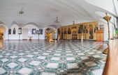 Interior of the Temple of the Trinity in Valdai, Russia. — Stok fotoğraf