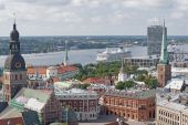 View of Riga — Stock Photo