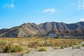 Mountain scenery in Andalucia, Spain — Stockfoto