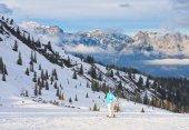 Skigebiet schladming. Österreich — Stockfoto