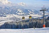 Ski resort schladming. Austria — Foto de Stock