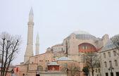 Cathedral of St. Sophia (Hagia Sophia). Istanbul, Turkey — ストック写真