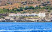 Sources Kallithea (Terme Kalithea). Rhodes Island. Greece — Stock Photo