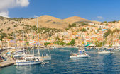 Symi Island. Greece — Stock Photo