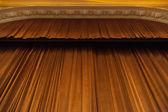劇場の幕. — ストック写真