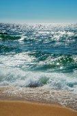 Atlantic Beach, Portugal. — Stock Photo